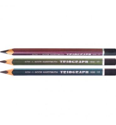 Lápis Triograph Koh-I-Noor Trio
