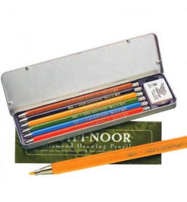 Estojo de Lapiseiras Koh-I-Noor