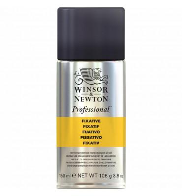 Verniz Spray Fixador Para Técnicas Secas 150ml Winsor & Newton