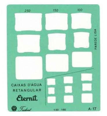Gabarito Arquitetura Trident Caixas D'água A17