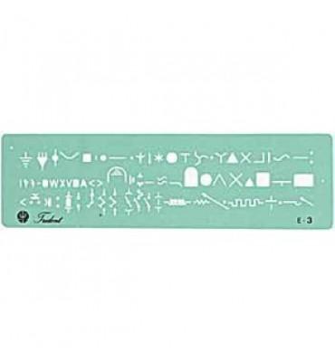 Gabarito de Eletrônica Trident Eletricidade E03