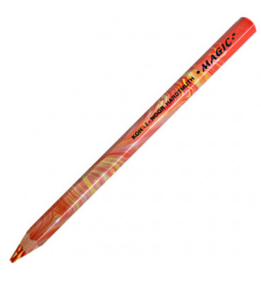 Lápis Jumbo Koh-I-Noor Multicor Fire