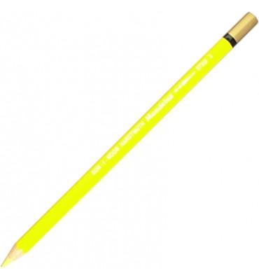 Lápis  de Cor Aquarelável Mondeluz 02 Light Yellow