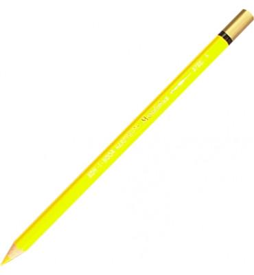 Lápis  de Cor Aquarelável Mondeluz 04 Dark Yellow