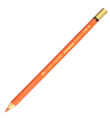 Lápis  de Cor Aquarelável Mondeluz 06 Vermellion
