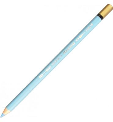 Lápis  de Cor Aquarelável Mondeluz 16 Sky Blue