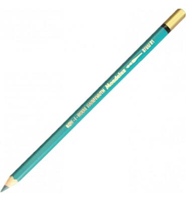 Lápis  de Cor Aquarelável Mondeluz 21 Blue Green