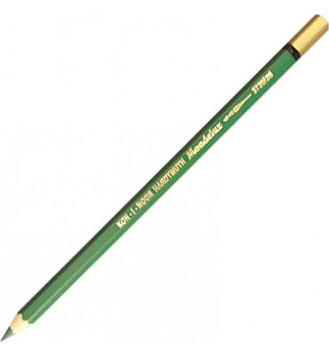 Lápis  de Cor Aquarelável Mondeluz 26 Dark Green