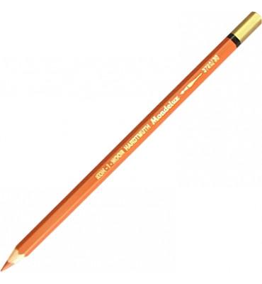 Lápis  de Cor Aquarelável Mondeluz 30 Indian Red