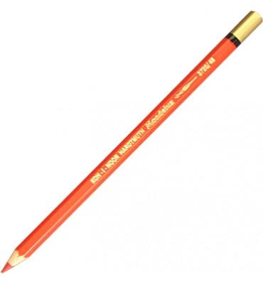 Lápis  de Cor Aquarelável Mondeluz 48 Carmine Red