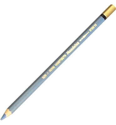 Lápis  de Cor Aquarelável Mondeluz 53 Phthalo Blue