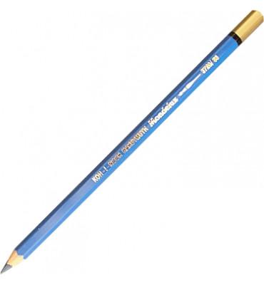 Lápis  de Cor Aquarelável Mondeluz 56 Indigo Blue