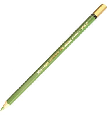 Lápis  de Cor Aquarelável Mondeluz 61 Sap Green