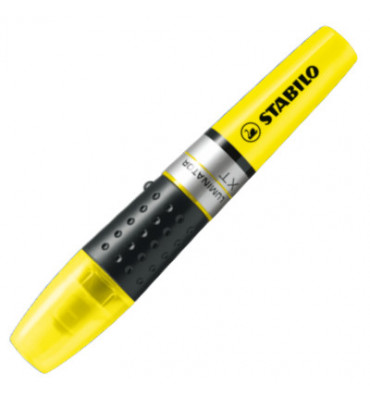 Caneta Marca Texto Stabilo Iluminador XT Amarelo