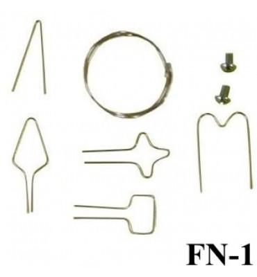 Pontas Para Pirógrafos Palante FN-1
