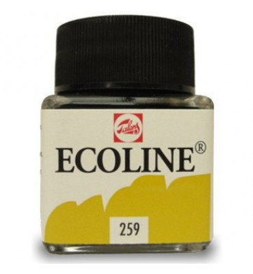 Tinta Ecoline Talens 30ml 259 Sand Yellow