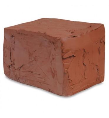 Argila Para Modelagem Terracota Com Chamote Médio 10kg