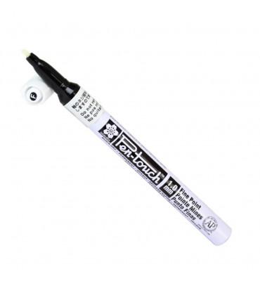 Pen Touch Caneta Permanente Branca