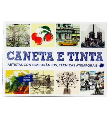Caneta e Tinta - Artistas Contemporâneos