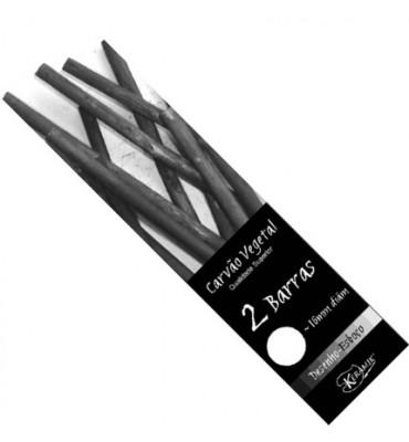 Carvão Para Desenho Vegetal Keramik 02