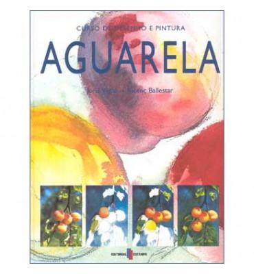 Aquarela Curso de Desenho e Pintura