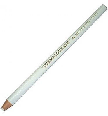 Lápis Dermatográfico Mitsubishi Branco