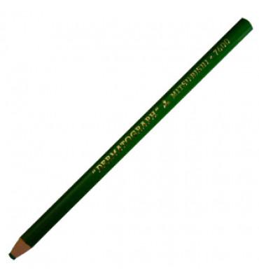 Lápis Dermatográfico Mitsubishi Verde
