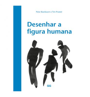 Livro Desenhar a Figura Humana - Peter Boerboom