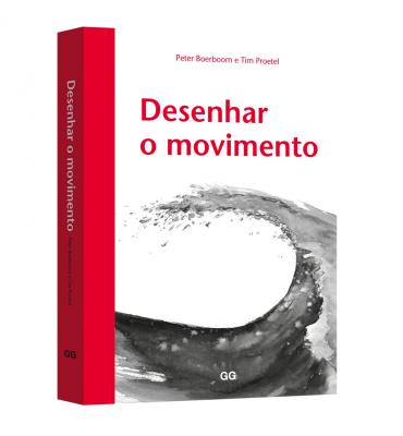 Livro Desenhar o Movimento - Peter Boerboom e Tim Proetel
