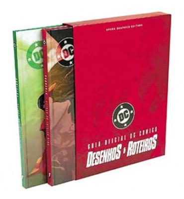 Guia Oficial DC de Desenhos e Roteiros