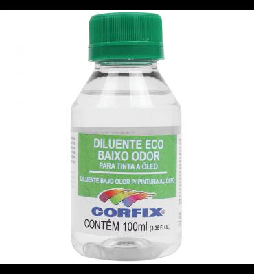 Diluente Eco Inodoro Corfix 100ml Solvente sem Cheiro