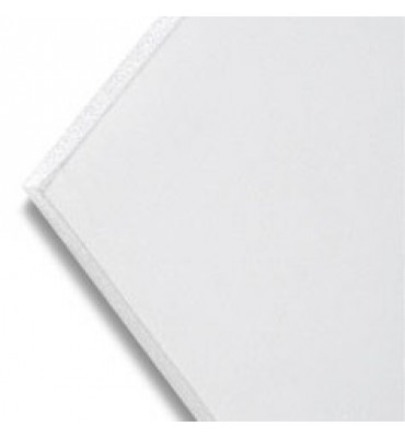 Foamboard  Metier Contracole Branco 80x100cm