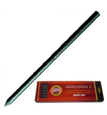 Grafite 5.6mm 4B Extra Grossa - Caixa com 06 Minas