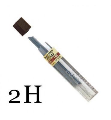 Grafite Pentel 0.3mm 2H 300