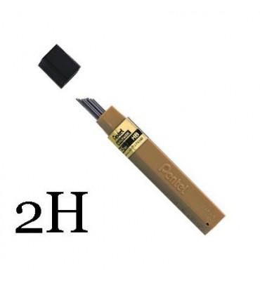 Grafite Pentel 0.5mm 2H C505