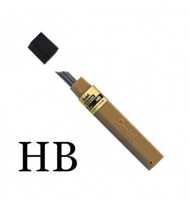 Grafite Pentel 0.5mm HB C505