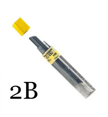 Grafite Pentel 0.9mm 2B 50.9