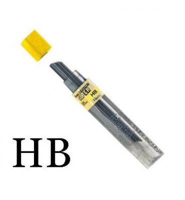 Grafite Pentel 0.9mm HB 50