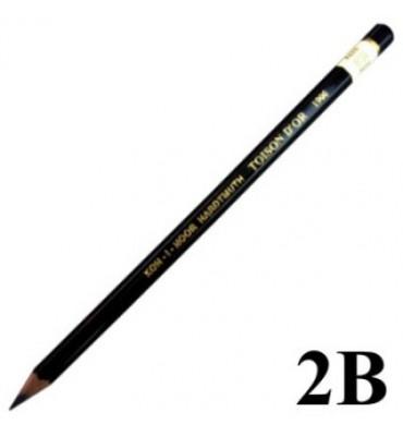 Lápis Graduado Para Desenho Toison D'or 2B