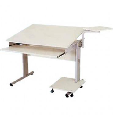 Mesa Para Desenho Trident CAD 120AR 80x120cm