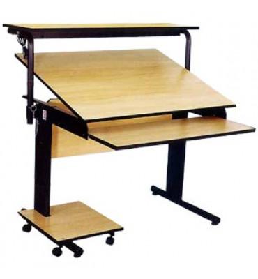 Mesa Para Desenho Trident PLUS 120MA 80x120cm