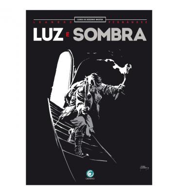 Livro Luz e Sombra - Curso de Desenho Master