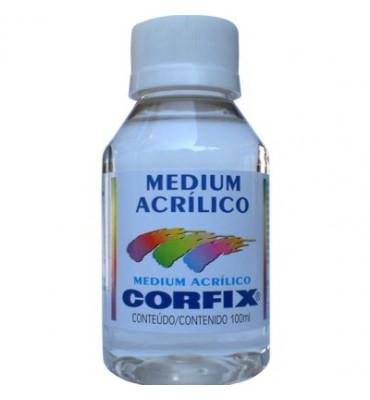 Médium Acrílico Corfix 100ml