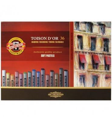 Pastel Seco Toison D'or 036 Cores