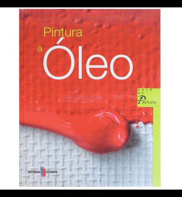 Livro Pintura a Óleo - Aula de Pintura
