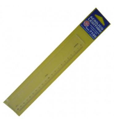 Régua de Acrílico Trident 7120 20cm
