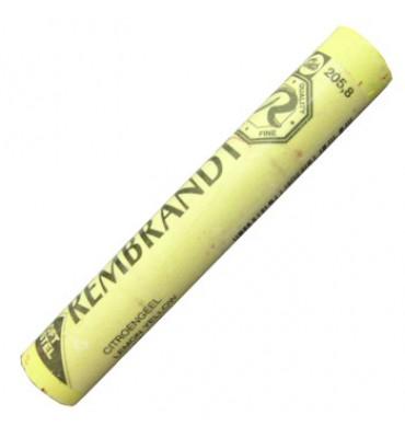 Pastel Seco Rembrandt Talens 205.8 Lemon Yellow