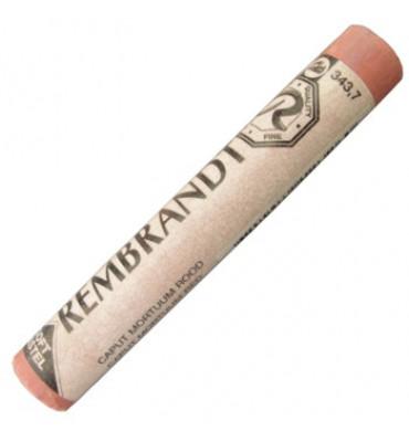 Pastel Seco Rembrandt Talens 343.7 Caput Mortuum Red