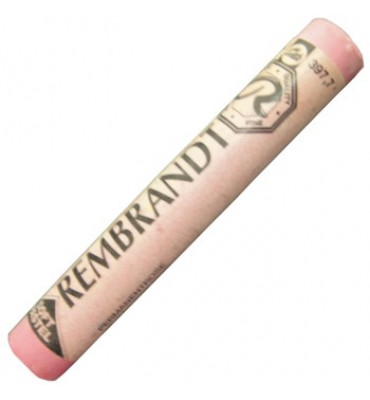 Pastel Seco Rembrandt Talens 397.7 Permanent Rose