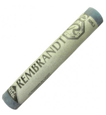 Pastel Seco Rembrandt Talens 505.3 Ultramarine Light